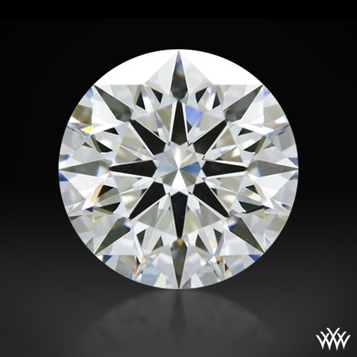 1.126 ct D VVS2 A CUT ABOVE® Hearts and Arrows Super Ideal Round Cut Loose Diamond