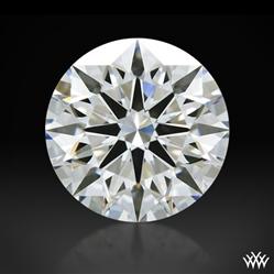 1.126 ct D VVS2 A CUT ABOVE® Hearts and Arrows Super Ideal Round Cut Loose Diamond