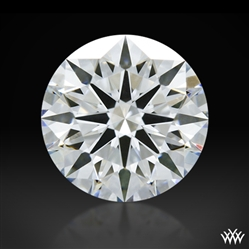 1.173 ct D VS1 A CUT ABOVE® Hearts and Arrows Super Ideal Round Cut Loose Diamond
