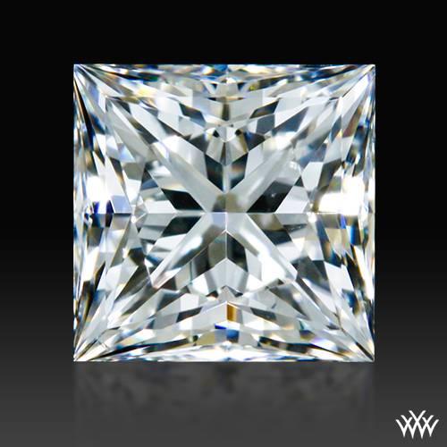 0.528 ct F VS2 A CUT ABOVE® Princess Super Ideal Cut Diamond