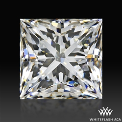 1.482 ct H VS1 A CUT ABOVE® Princess Super Ideal Cut Diamond
