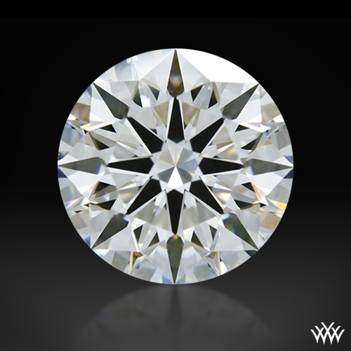 1.09 ct E VVS2 A CUT ABOVE® Hearts and Arrows Super Ideal Round Cut Loose Diamond