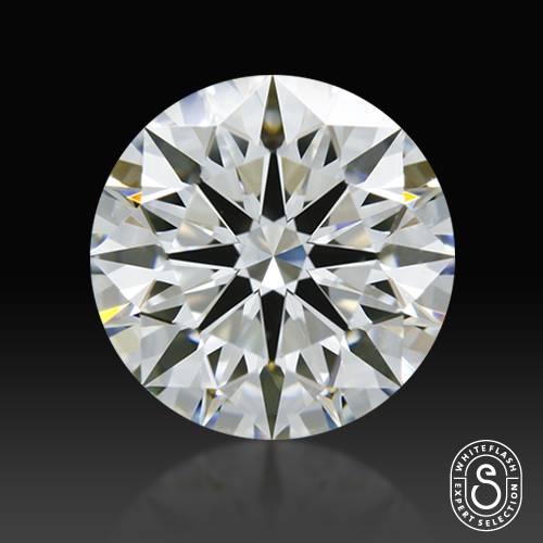 1.07 ct F VVS2 Expert Selection Round Cut Loose Diamond