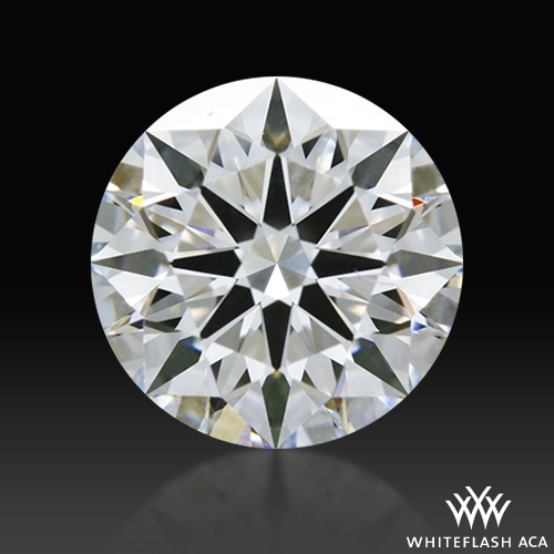1.138 ct E VS1 A CUT ABOVE® Hearts and Arrows Super Ideal Round Cut Loose Diamond