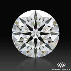 2.125 ct G VS1 A CUT ABOVE® Hearts and Arrows Super Ideal Round Cut Loose Diamond