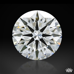 1.512 ct E VS1 A CUT ABOVE® Hearts and Arrows Super Ideal Round Cut Loose Diamond