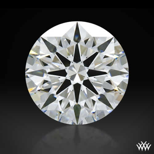 1.522 ct F VVS2 A CUT ABOVE® Hearts and Arrows Super Ideal Round Cut Loose Diamond