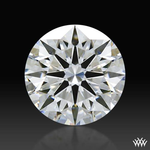 0.816 ct D VS2 A CUT ABOVE® Hearts and Arrows Super Ideal Round Cut Loose Diamond