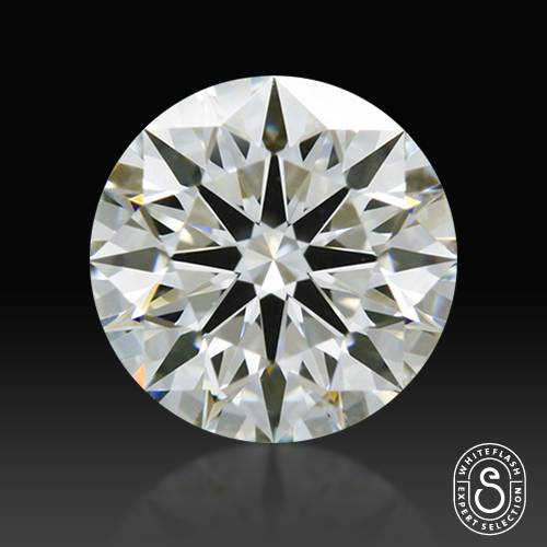 0.803 ct I VVS1 Expert Selection Round Cut Loose Diamond