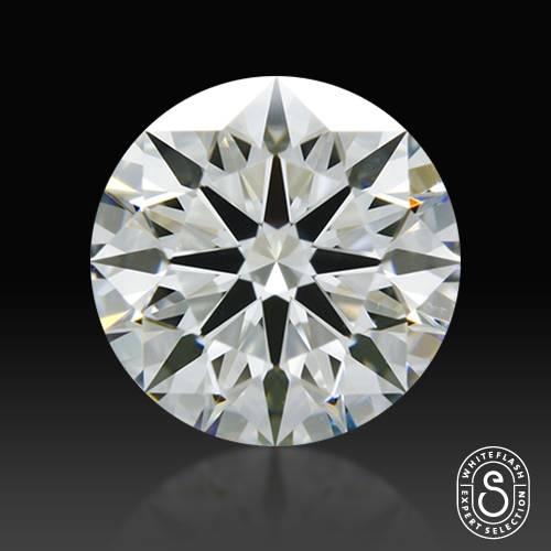 0.908 ct H VS1 Expert Selection Round Cut Loose Diamond