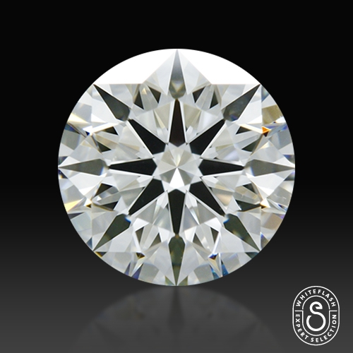 0.908 ct H VS1 Expert Selection Round Cut Loose Diamond