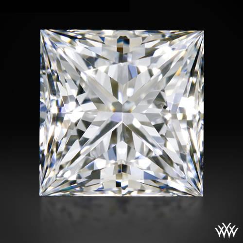 0.721 ct F VS1 A CUT ABOVE® Princess Super Ideal Cut Diamond