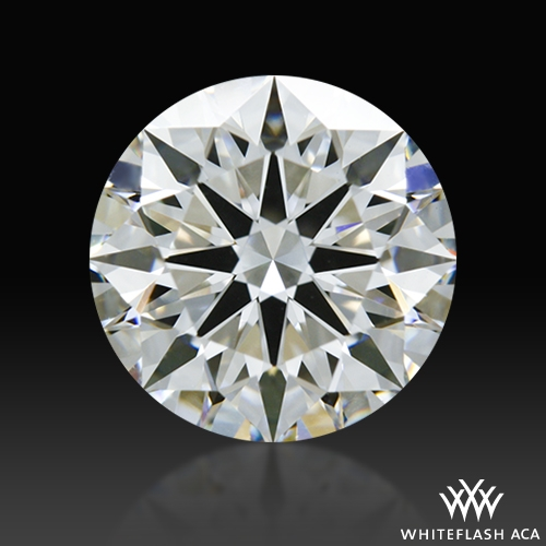 1.30 ct G VS2 A CUT ABOVE® Hearts and Arrows Super Ideal Round Cut Loose Diamond