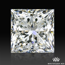 1.572 ct G VS2 A CUT ABOVE® Princess Super Ideal Cut Diamond