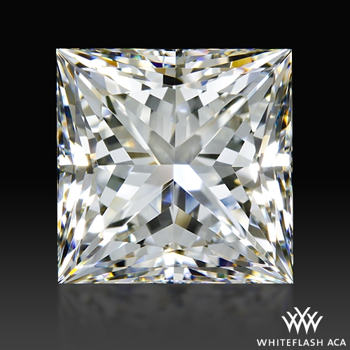 1.57 ct I VS2 A CUT ABOVE® Princess Super Ideal Cut Diamond