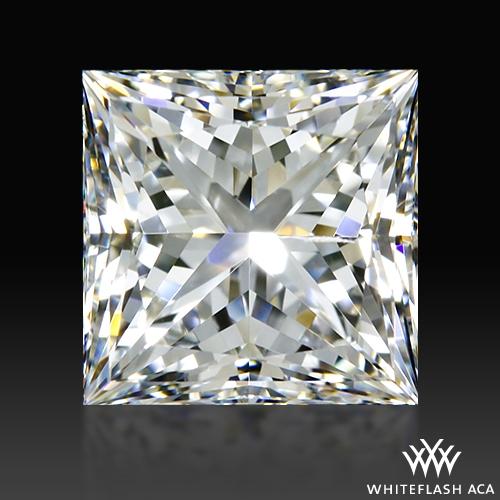 1.557 ct H VS2 A CUT ABOVE® Princess Super Ideal Cut Diamond