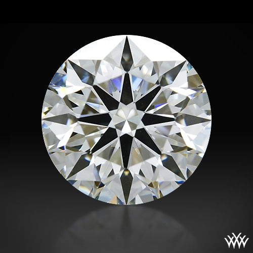 1.021 ct H VS2 Expert Selection Round Cut Loose Diamond