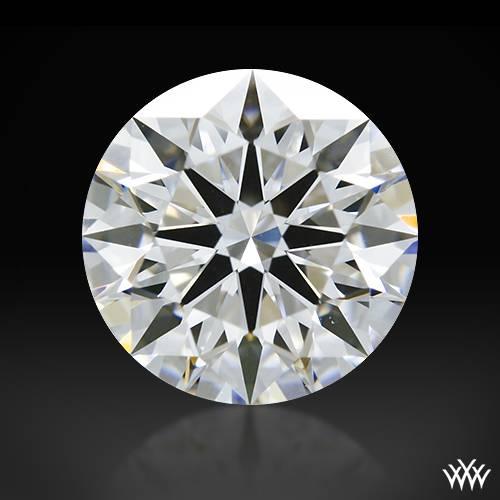 1.09 ct D VVS2 A CUT ABOVE® Hearts and Arrows Super Ideal Round Cut Loose Diamond