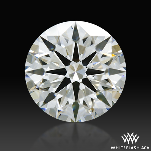 1.043 ct G VS1 A CUT ABOVE® Hearts and Arrows Super Ideal Round Cut Loose Diamond