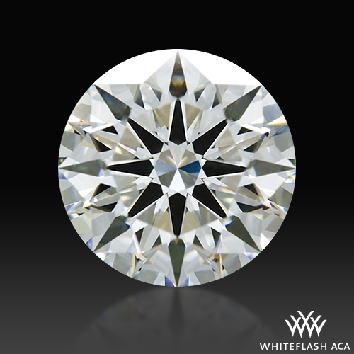 1.18 ct G VS1 A CUT ABOVE® Hearts and Arrows Super Ideal Round Cut Loose Diamond