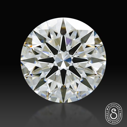 1.085 ct H VS1 Expert Selection Round Cut Loose Diamond