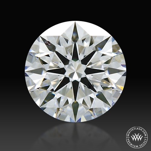 0.783 ct D VVS2 Premium Select Round Cut Loose Diamond