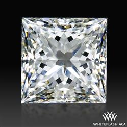 1.005 ct H VS2 A CUT ABOVE® Princess Super Ideal Cut Diamond