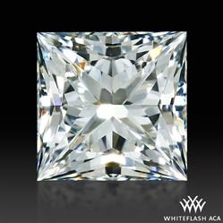 0.974 ct I SI1 A CUT ABOVE® Princess Super Ideal Cut Diamond