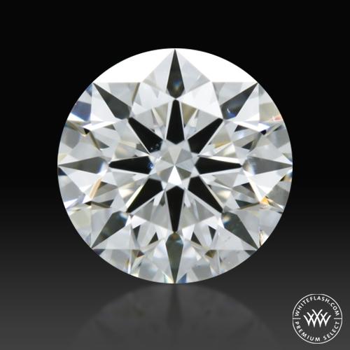 0.533 ct F SI1 Premium Select Round Cut Loose Diamond