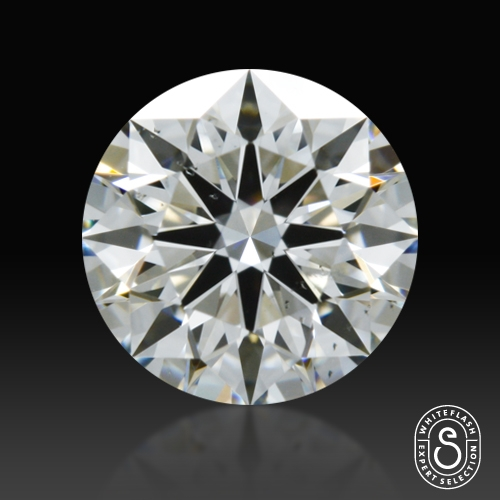 0.533 ct H SI1 Expert Selection Round Cut Loose Diamond