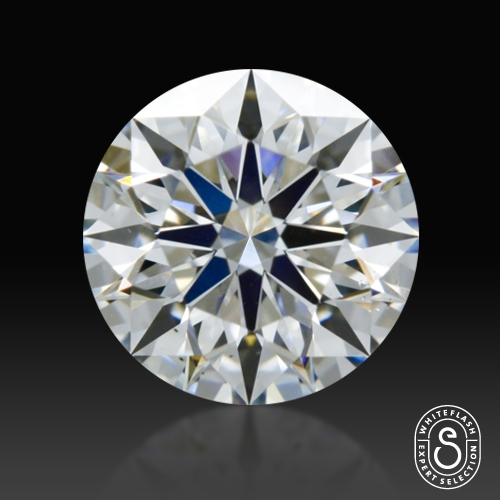 0.714 ct F VS2 Expert Selection Round Cut Loose Diamond