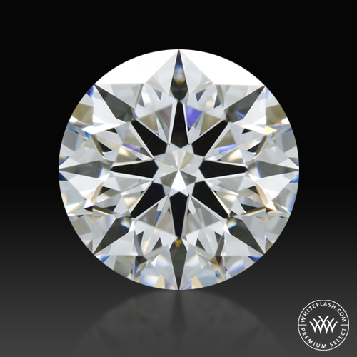 0.71 ct D VVS1 Premium Select Round Cut Loose Diamond