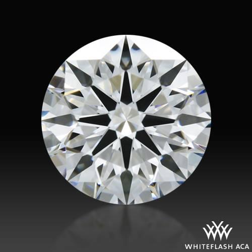 0.70 ct E VVS1 A CUT ABOVE® Hearts and Arrows Super Ideal Round Cut Loose Diamond