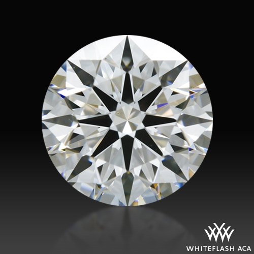 0.72 ct G VS1 A CUT ABOVE® Hearts and Arrows Super Ideal Round Cut Loose Diamond