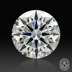 0.714 ct H VS1 Expert Selection Round Cut Loose Diamond