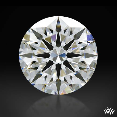 1.067 ct D IF A CUT ABOVE® Hearts and Arrows Super Ideal Round Cut Loose Diamond