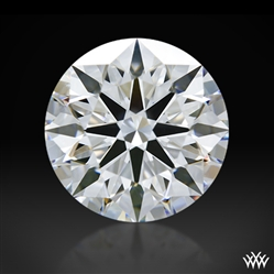 2.106 ct D IF A CUT ABOVE® Hearts and Arrows Super Ideal Round Cut Loose Diamond