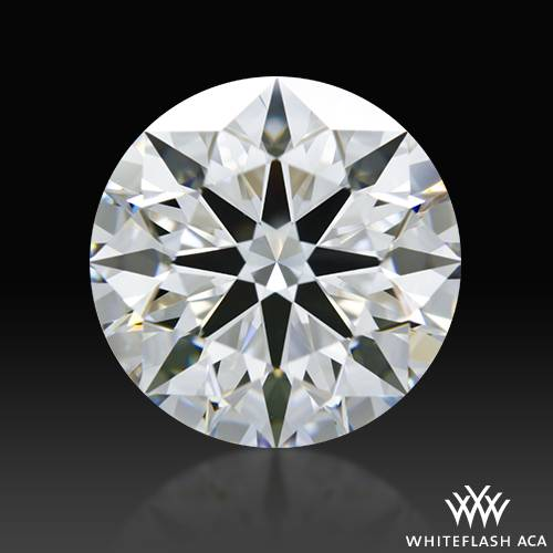 2.428 ct E VVS2 A CUT ABOVE® Hearts and Arrows Super Ideal Round Cut Loose Diamond