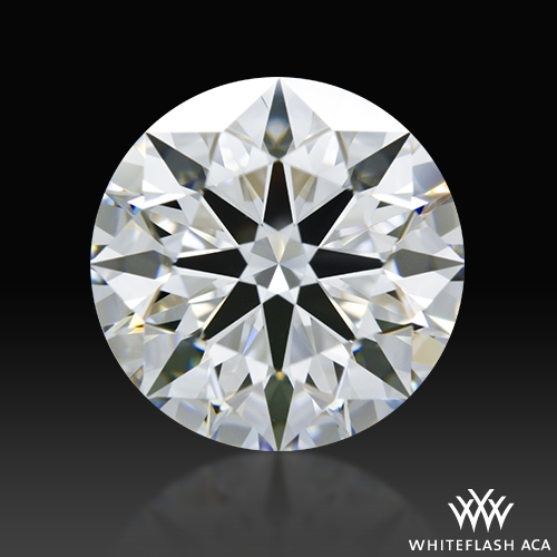 2.428 ct E VVS2 A CUT ABOVE® Hearts and Arrows Super Ideal Round Cut Loose Diamond