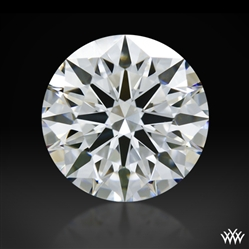 1.004 ct D VS1 A CUT ABOVE® Hearts and Arrows Super Ideal Round Cut Loose Diamond