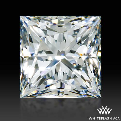 0.627 ct G VVS1 A CUT ABOVE® Princess Super Ideal Cut Diamond
