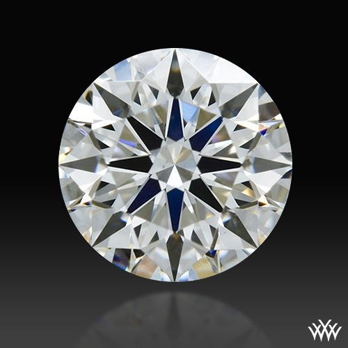 0.314 ct H VS2 A CUT ABOVE® Hearts and Arrows Super Ideal Round Cut Loose Diamond