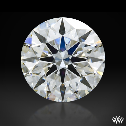 0.321 ct F SI1 Expert Selection Round Cut Loose Diamond