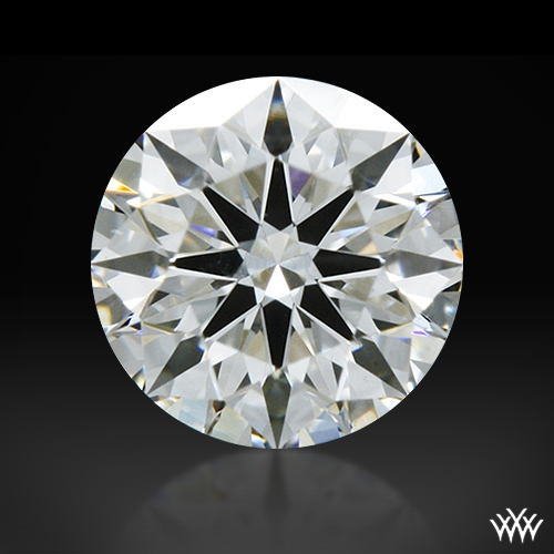 0.313 ct F SI1 Premium Select Round Cut Loose Diamond