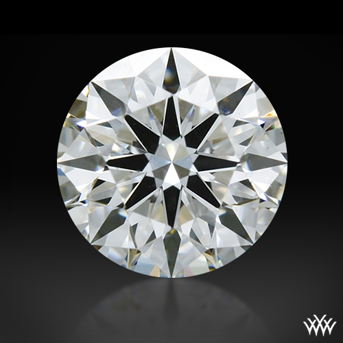 0.35 ct F SI1 Premium Select Round Cut Loose Diamond