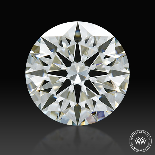 0.704 ct H VS2 Premium Select Round Cut Loose Diamond