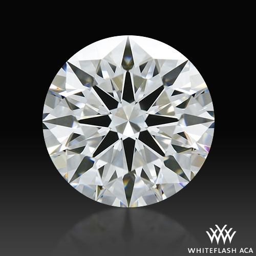 1.21 ct G VS1 A CUT ABOVE® Hearts and Arrows Super Ideal Round Cut Loose Diamond