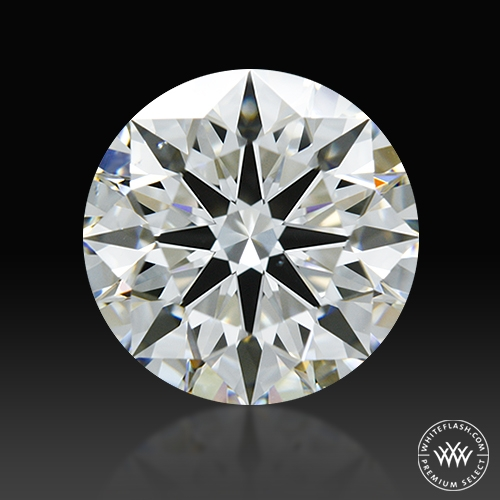 1.228 ct H VS2 Premium Select Round Cut Loose Diamond