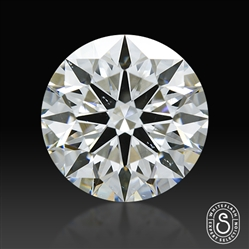1.502 ct G SI1 Expert Selection Round Cut Loose Diamond