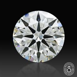 0.925 ct I VS2 Expert Selection Round Cut Loose Diamond